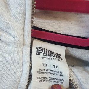 PINK Victoria's Secret Tops - VS PINK Chicago Quarter zip